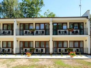 """Kolonie, obozy, zielone szkoły - Ośrodek Wypoczynkowy """"Zbyszko"""""""