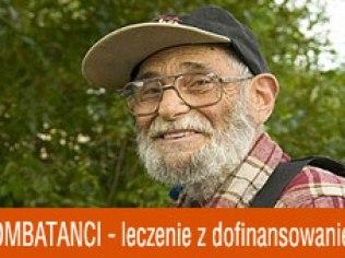 """KOMBATANCI - leczenie z dofinansowaniem - Sanatorium Uzdrowiskowe """"Chemik"""""""