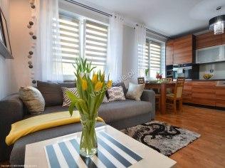 Lipcowe wakacje - Apartament Arkadia