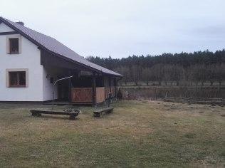 Majówka 2021 - Dom w lesie