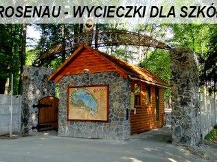 Park ROSENAU - oferta dla szkół - Hotele Gorzelanny