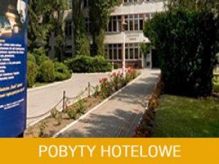 """Pobyty hotelowe z całodziennym wyżywieniem - Sanatorium Uzdrowiskowe """"Chemik"""""""