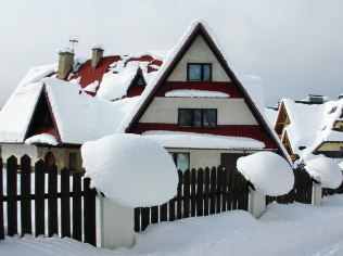 Sezon narciarski - Apartamenty-Pokoje Zbigniew Tylka (kamera)