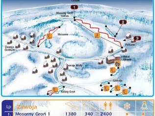 Sezon narciarski - Azyl Pod lasem