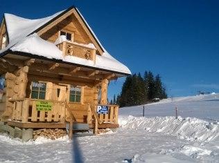 Sezon narciarski - Domek u Ani