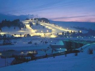 Sezon narciarski - Ośrodek Wypoczynkowy Harnaś