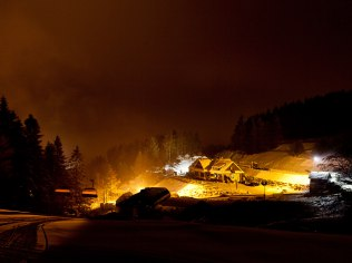 Sezon narciarski - Słotwiny Arena