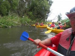 Spływy kajakowe - Nad Nidą Gospodarstwo Agroturystyczne M Durlej