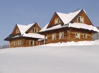 Święta w góralskim domku - Domki Widokówa