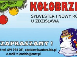 """Sylwester 2019/2020 - Pokoje Gościnne """" U Zdzisława """""""