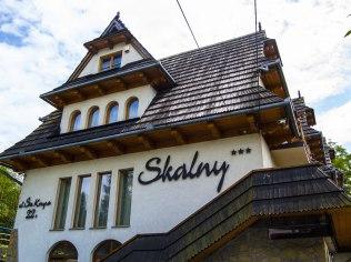 Sylwester w Skalnym - Pensjonat Skalny