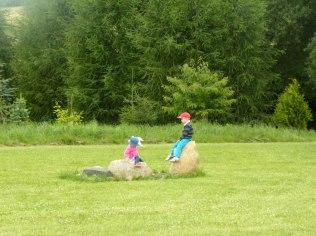 Urlop z małymi dziećmi - Siedlisko Orlik *** Pensjonat Ekoturystyczny