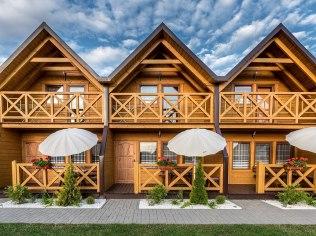 Wakacje 2019 - Sarbin domki letniskowe
