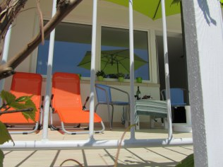 Słoneczny Dom -taras