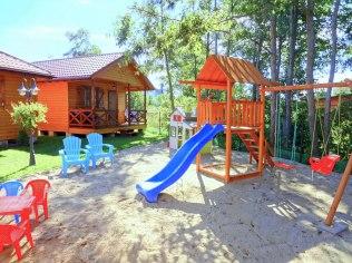 Wakacje 2021 - Nowe Domki Przy Parku - Uzdrowisko Dąbki