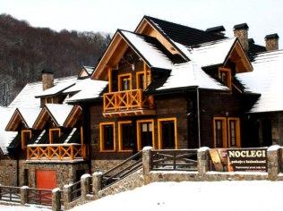 Wigilia oraz Święta Bożego Narodzenia w górach - U - Zajazd Pod Caryńską