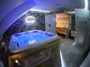 Apartament SPA z jacuzzi i sauną - Ranczo Czerwony Młyn