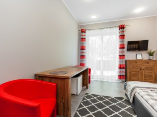 Apartamenty i pokoje z łazienkami - Apartamenty z balkonem, dom i inne +parkowanie