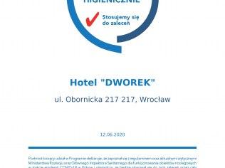 Bon Turystyczny - Hotel Dworek