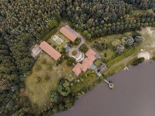 Boże Ciałao 2020 - U Zuzannay - dom z jeziorem w Borach Tucholskich