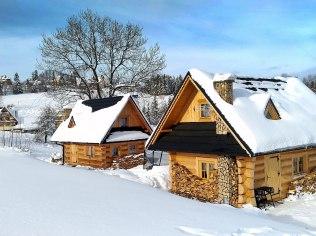 Boże Narodzenie - Domek w Górach pod Wyciagiem Zakopane