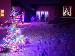 Boże Narodzenie w Bieszczadach - Dom Kowala