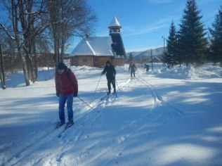 Dla narciarzy - Latarnia Wagabundy