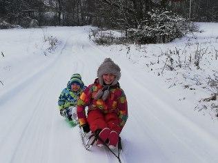 Dom na Ferie Zimowe 2019 - Dom całoroczny nad jeziorem Białym