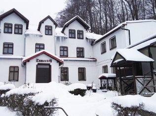 Ferie zimowe dla grup dzieci i młodzieży - Pensjonat Zameczek