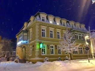 Ferie Zimowe Kudowa Zdroj Zieleniec Pensjonat Spa Villa Antica