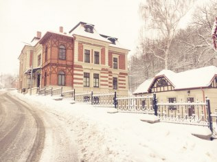 Ferie zimowe w pięknym otoczeniu - Hotel Charlotta