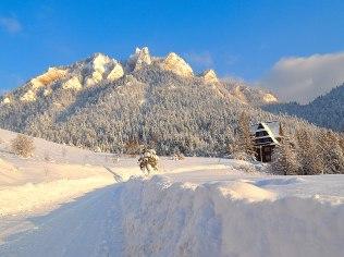 Ferie zimowe w Pieninach - Schronisko PTTK Trzy Korony
