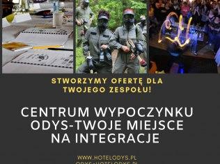 Integracje firmowe - Centrum Wypoczynku Odys
