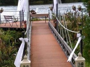 Kameralne Śluby - U Zuzannay - dom z jeziorem w Borach Tucholskich