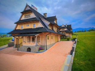 Kolonie ,lato - Folk Resort Domki, Apartamenty, Ośrodek Zakopane