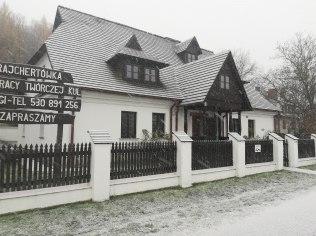 Pakiety zniżkowe na ferie zimowe 2019 - Rajchertówka - dworek z malowniczym ogrodem