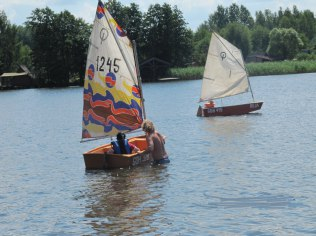Półkolonie sportów wodnych - Marina Kociewska resort & water sports