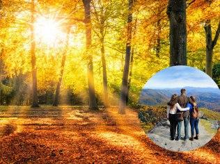 Rodzinna jesień w górach - Ośrodek Wypoczynkowy Ryterski