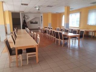 Sala konferencyjna - Gminne Centrum Kultury