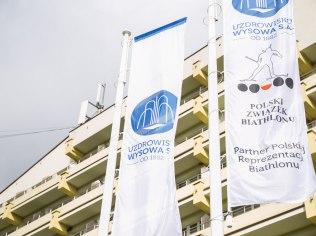Sale konferencyjne - Uzdrowisko Wysowa S.A. OU Biawena i Beskid