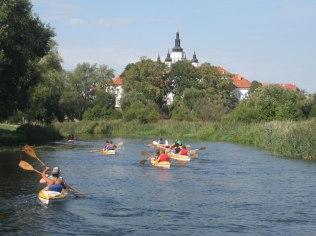 sływ kajakowy rzekami : Supraśl. Sokołda, Narew - Pokoje - Wypożyczalnia Żuczek