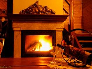 Sylwester w górach- domek drewniany z kominkiem - Piaskowy Koń dom w górach,basen podgrzewany sauna