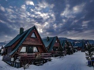 Sylwester w górach - Domki Szczyrk - samodzielne domki całoroczne
