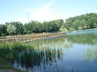 Urlop - Domek letniskowy nad jeziorem
