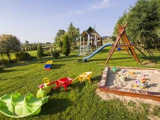Wakacje z dziećmi - Domki u Eli Buczkowice koło Szczyrku