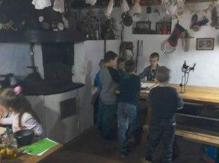 """Warsztaty dla dzieci """"od ziarenka do bochenka"""" - Ekologiczne Gospodarstwo Rolne """"Kózka"""""""