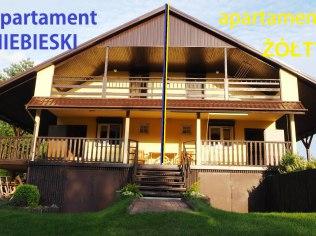 weekend Panieński - Apartamenty nad jeziorem z kominkiem i basenem