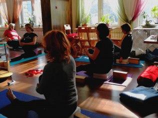 Weekend z jogą - Zielony Zakątek