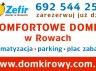 Domki Zefir 4-7, Rowy, zapraszamy