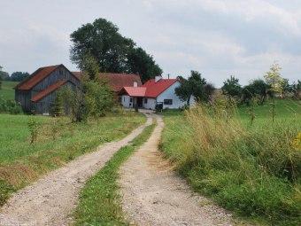 Dom letni na Mazurach